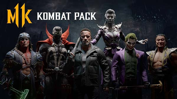 Mortal Kombat 11: The full Kombat Pack Roster has finally been revealed!