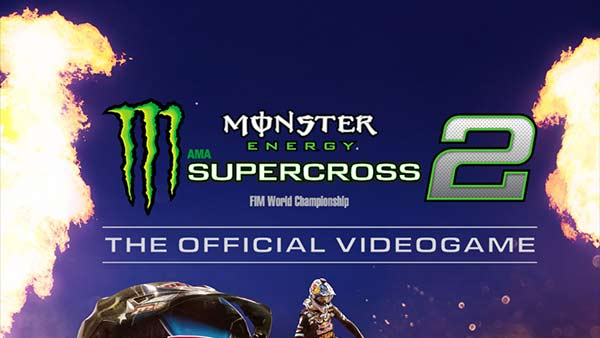Monster Energy Supercross 2 Digital Preorder Available Now On Xbox One