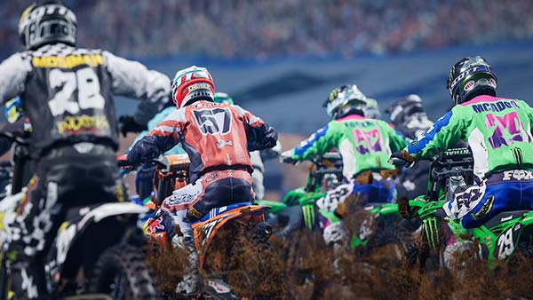 Monster Energy Supercross 4 available now on Xbox Series X/S, PS5, Xbox One, PS4, and Microsoft Windows