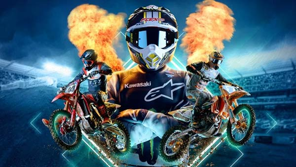 Monster Energy Supercross 4 is now available for digital pre-order on Xbox Consoles