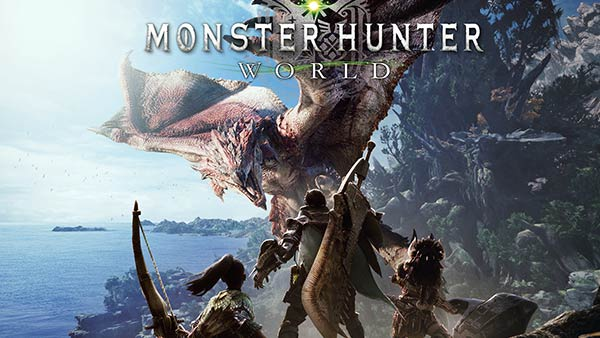 'MONSTER HUNTER: WORLD' OUT NOW ON XBOX ONE, PLAYSTATION 4 & WINDOWS 10