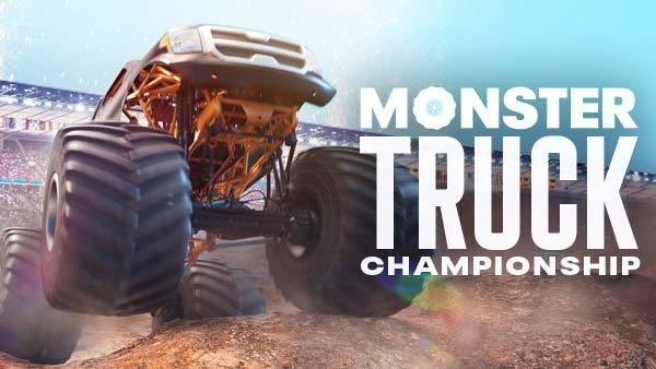 Monster Truck Championship Is Available Now On Xbox One, PS4 and PC via Steam
