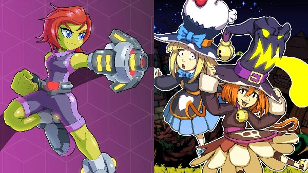 New Moon Raider & Sweet Witches Bundle now available for XBOX; Save 20% for a limited time!