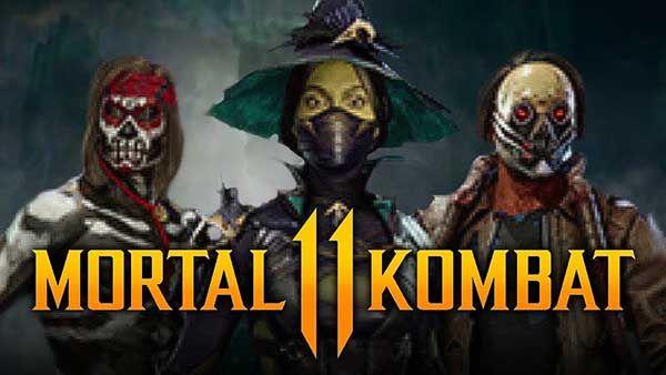 Mortal Kombat 11 (Mk11) Halloween Themed In-Game Event Coming Oct. 25