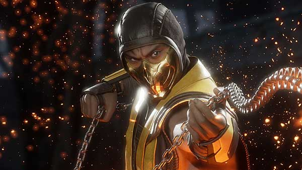 Mortal Kombat 11 (Mk11) out now for Xbox One, PS4, Nintendo Switch and PC