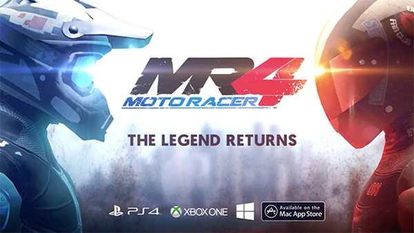 Moto Racer 4 - MR4