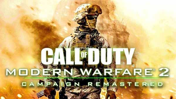 Call Of Duty: Modern Warfare 2 Campaign Remastered hits Xbox One, PS4 and PC