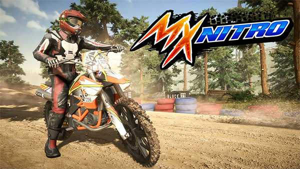 MX Nitro Digital Pre-order And Pre-download Now Available On Xbox One