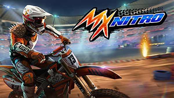 MX Nitro (Xbox One)