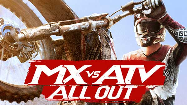 MX vs ATV All Out - Now Available On Xbox One