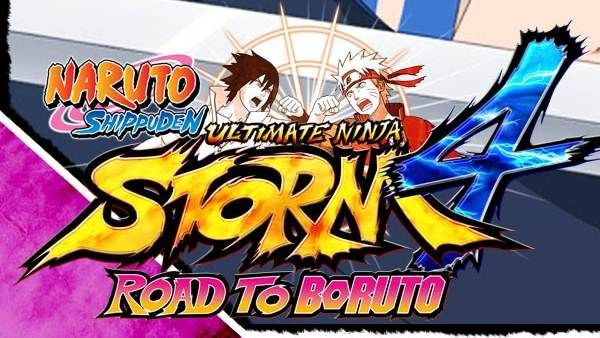 NARUTO SHIPPUDEN: Ultimate Ninja Storm 4 ROAD TO BORUTO DLC