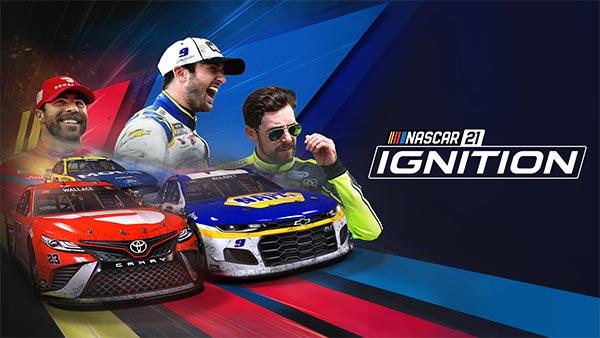 NASCAR 21