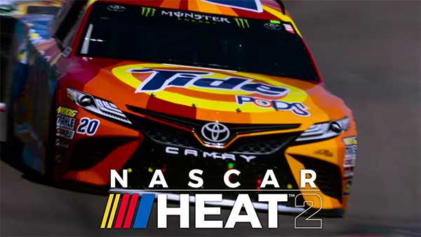 'NASCAR Heat 2' Digital Pre-Order Now Available on Xbox One