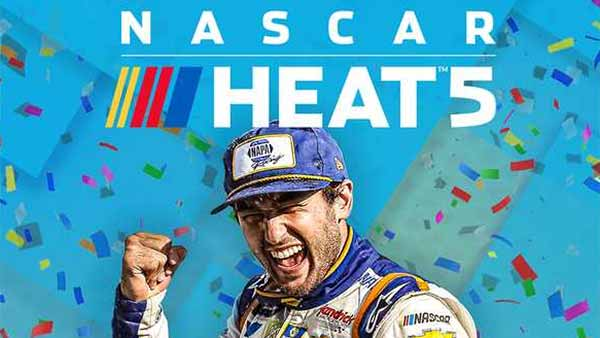 NASCAR Heat 5 Xbox One digital pre-order and pre-download is available now
