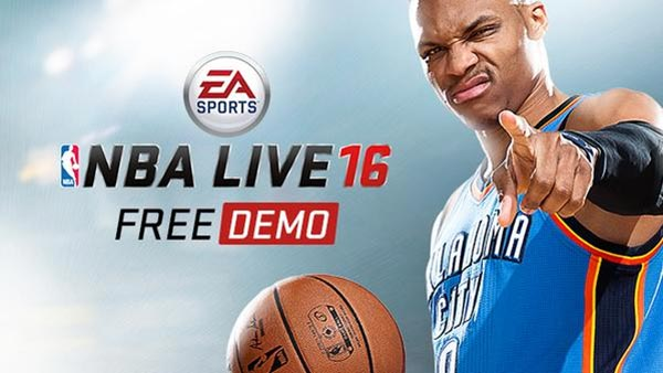 NBA LIVE 16 Free Demo