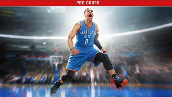 NBA LIVE 16 Pre-Order