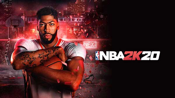 NBA 2k20 Xbox Game Pass