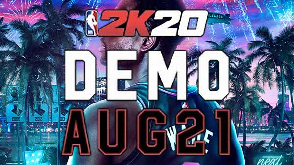 The NBA 2K20 Demo Is Now Live On Xbox One, PS4 and Nintendo Switch