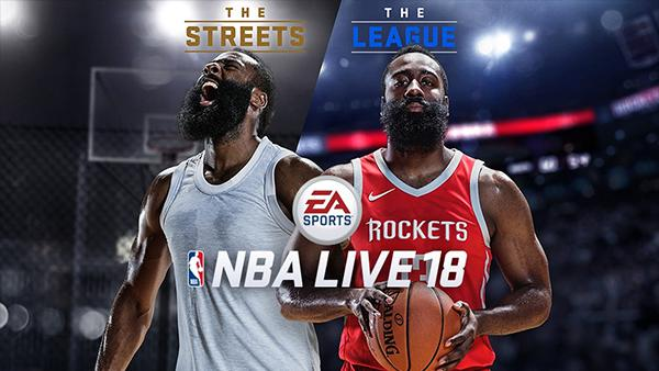 NBA LIVE 18: The One Edition Digital Pre-order Now Available On Xbox One