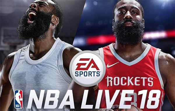 NBA LIVE 18 Available Now On Xbox One & PS4