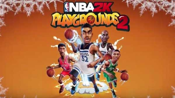 Free NBA 2K Playgrounds 2 Christmas Update Adds 35 New Players And New Playground