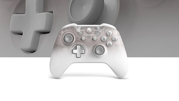 Xbox Phantom White Special Edition Wireless Controller