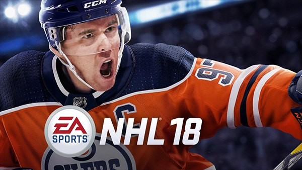 EA SPORTS NHL 18 Xbox One Digital Pre-order Now Available