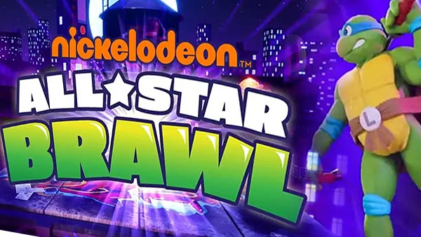 Nickelodeon All-Star Brawl Announced for Xbox One, Xbox Series X S, PS4, PS5, and Switch