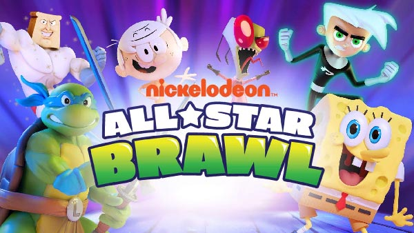 Nickelodeon All-Star Brawl Is Out Today For Xbox One Series X/S, PlayStation 4/5, Switch, and Steam
