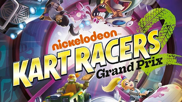 Nickelodeon Kart Racers 2: Grand Prix is out now for XB1, PS4 and SWITCH
