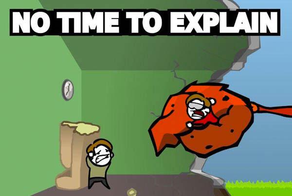 No Time To Explain Xbox One