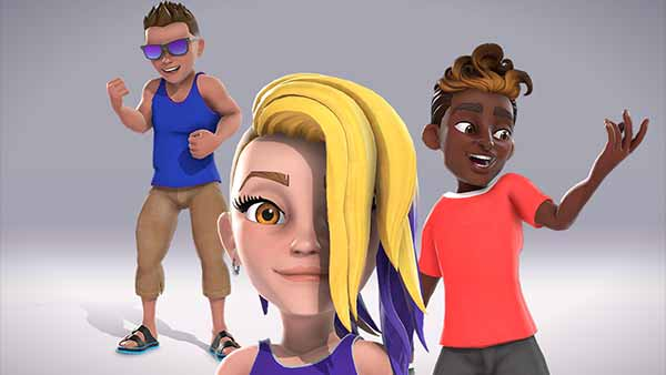 October 2018 Xbox Update: New Avatars