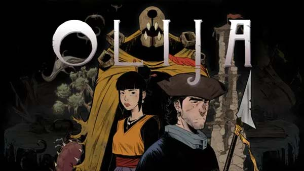 Olija releases January 28 on XB1, PS4, SWITCH and PC; Watch the official animated launch trailer!