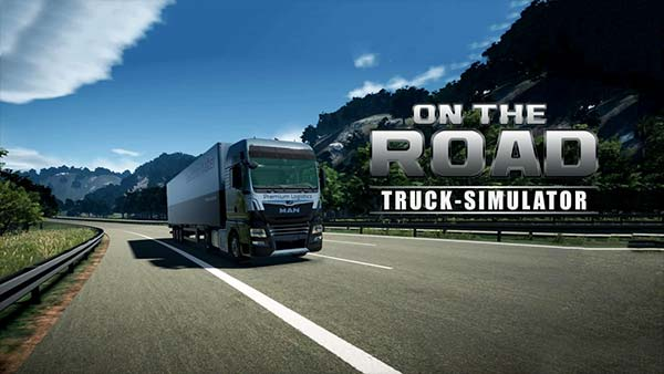 On The Road The Truck Simulator Available Now For Xbox One And Xbox Series X|S
