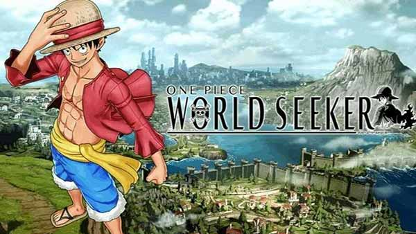 ONE PIECE World Seeker Available Now For Xbox One