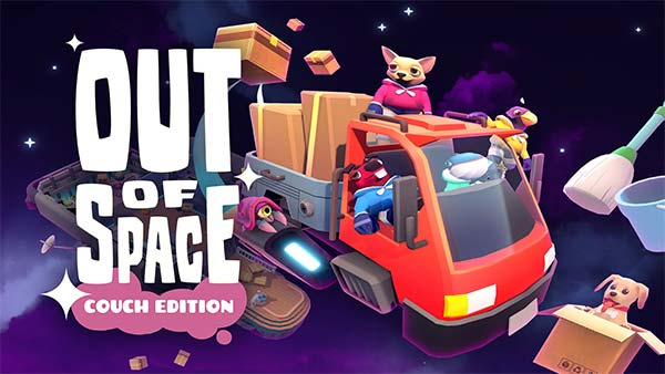 Out Of Space: Couch Edition Hits Xbox One And Xbox Series X|S Today