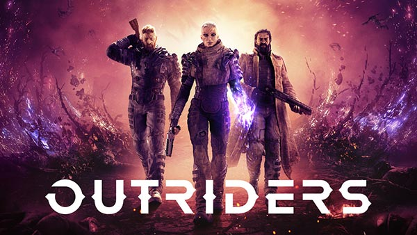 Outriders coming to XBOX, PLAYSTATION, WINDOWS PC and STADIA in 2021!