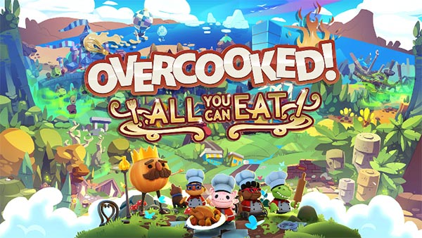 Overcooked! All You Can Eat's Free Birthday Party update adds five new levels and more