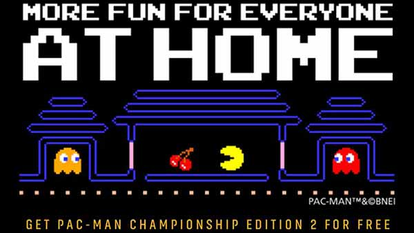 Download Pac-Man Championship Edition 2 For Free on Xbox One, PS4 and PC