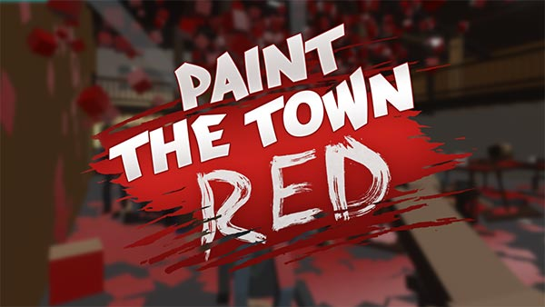 Paint The Town Red Xbox digital pre-order and pre-download is available today