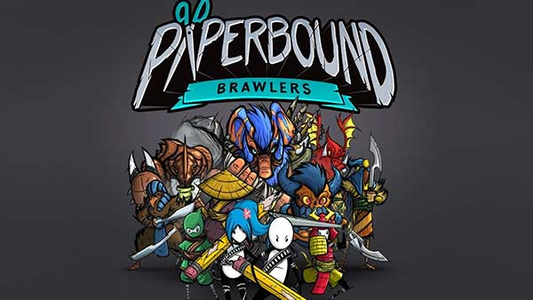 Paperbound Brawlers
