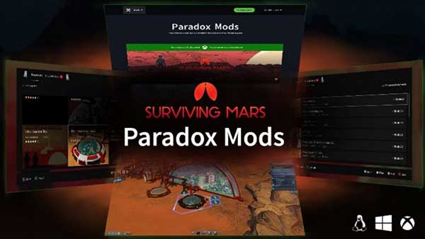 Paradox Mods: The first-ever open modding platform is coming to Xbox One and PC