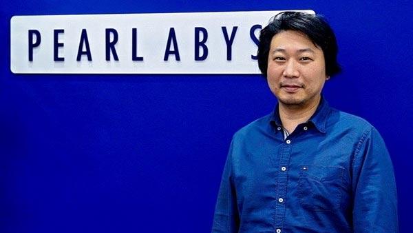 Korean game producer Dae-il Kim
