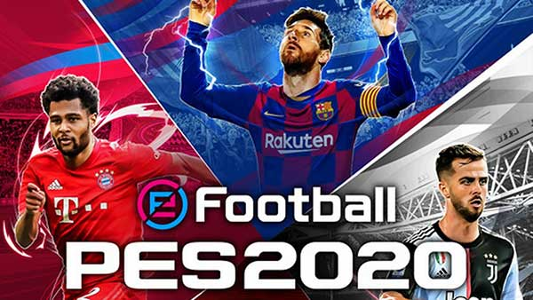 PES 2020 out now on Xbox One, PS4 and Microsoft Windows