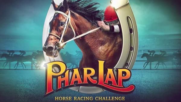 Pharlap Horse Racing for Xbox One and PS4