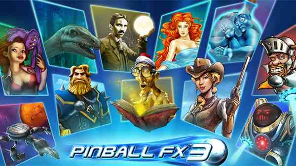 Pinball FX3 Out Now On Xbox One, PS4 And Windows 10