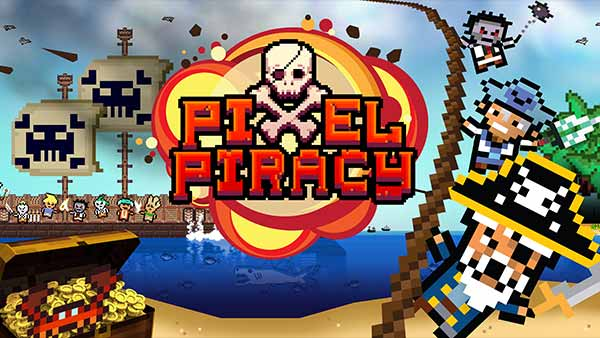 Pixel Piracy for Xbox One & PS4