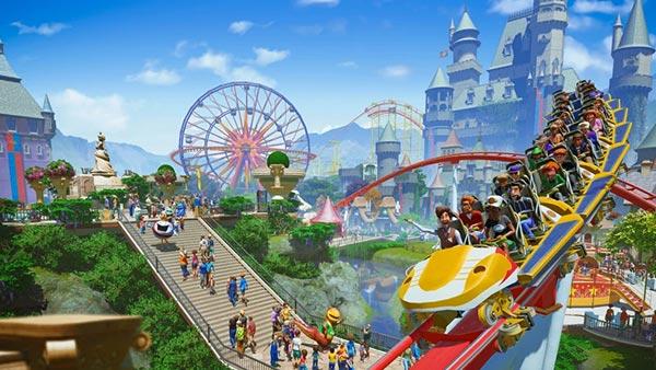 Planet Coaster Premium Edition