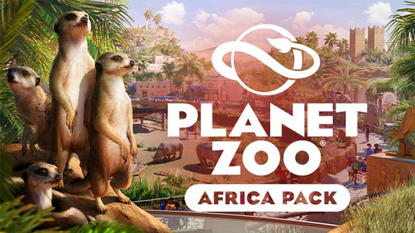 Planet Zoo's 'Africa Pack' adds five sought-after new animals and more today on Steam PC