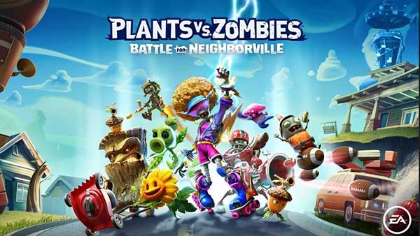 Plants vs. Zombies: Battle for Neighborville Founder's Edition Out Now